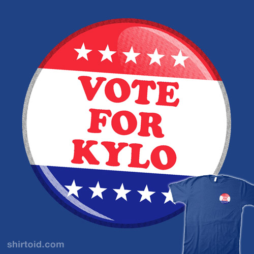 Vote For Kylo
