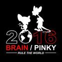 Brain / Pinky 2016