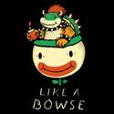 like a bowse