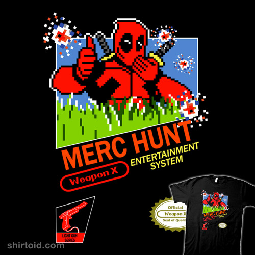 Merc Hunt
