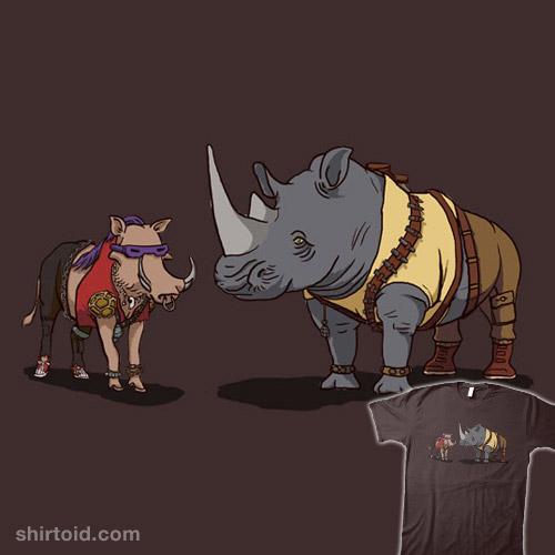 Warthog & Rhino Cosplay