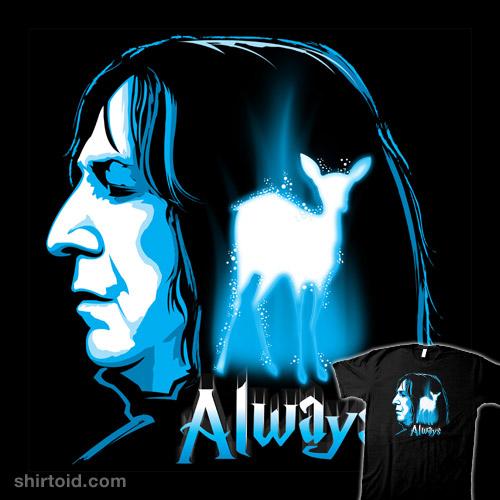 Always Protector (Snape)