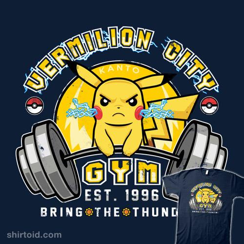 Bring the Thunder!