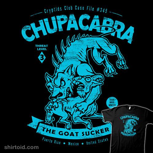 Cryptids Club Chupacabra