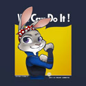 First Bunny Officer
