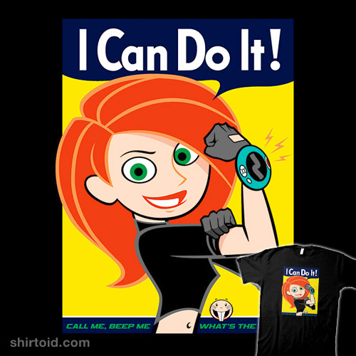 I Can Do It! | Shirtoid