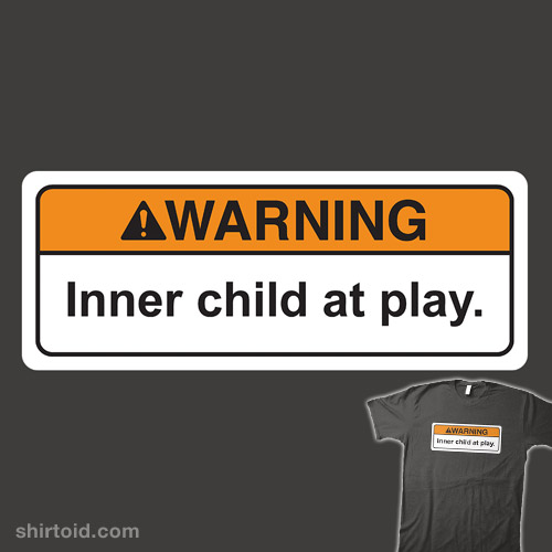 Inner Child at Play