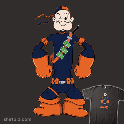 Popeye the Terminator