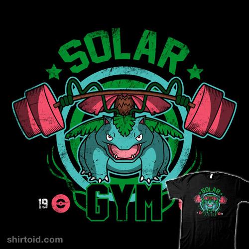 Solar Gym