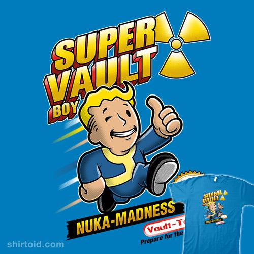Super Vault Boy