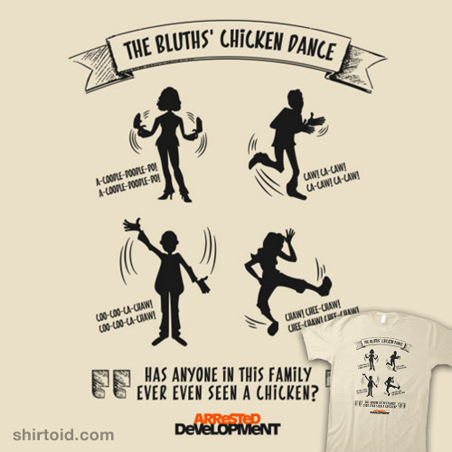 Arrested Development – The Bluths' Chicken Dance