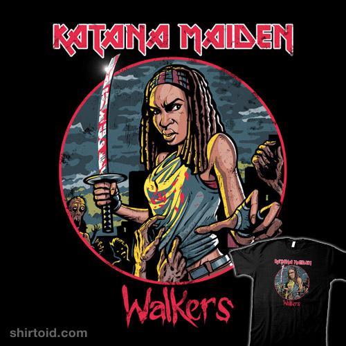 The Katana Maiden