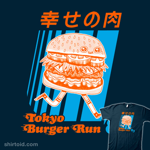 Tokyo Burger Run