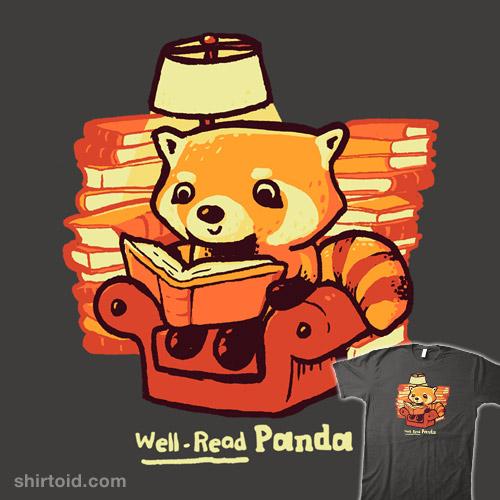 Well-Read Panda
