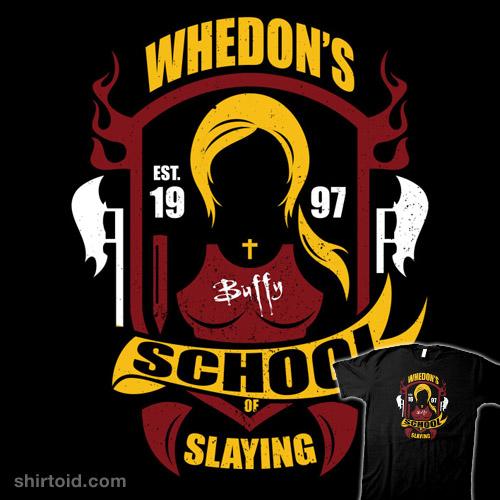 Whedon's School of Slaying