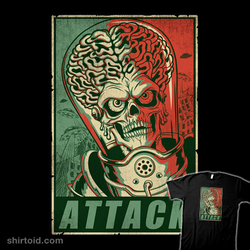 ACK! ACK! ACK! | Shirtoid