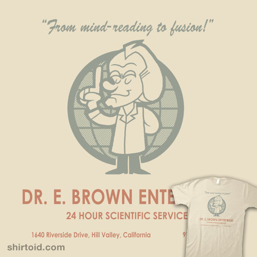 Dr. E. Brown Enterprises