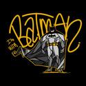I'M WITH BATMAN
