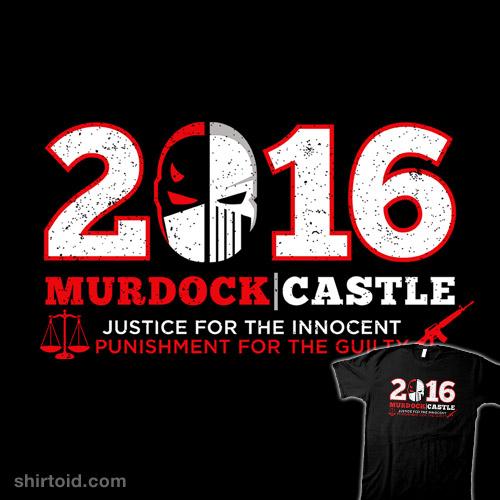 Justice & Punishment 2016