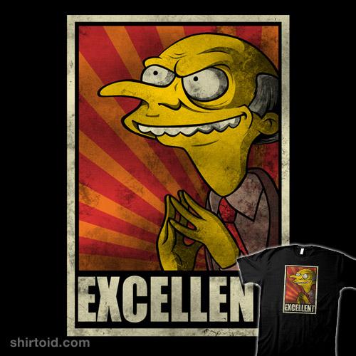 Excellent!