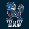 Fighting Cap