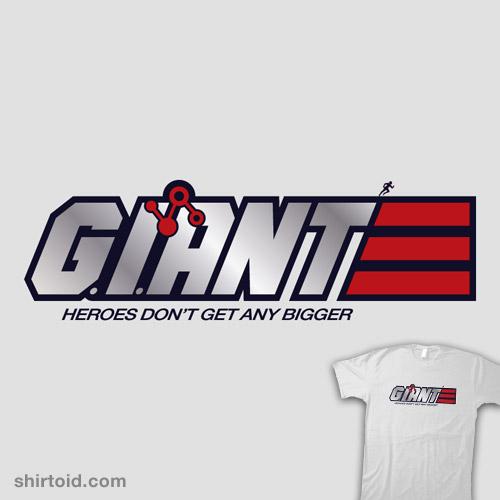 GI-Ant Hero