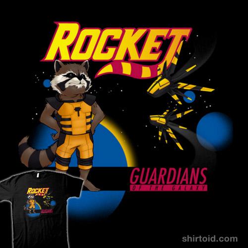 Guardian Raccoon