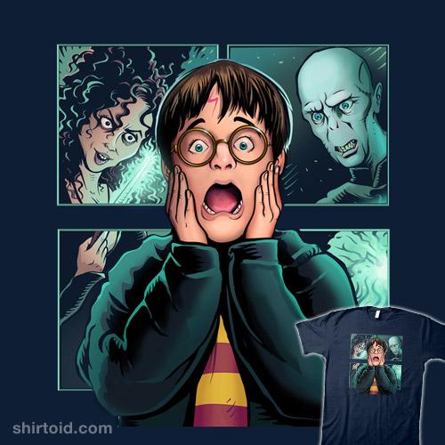 Harry Alone