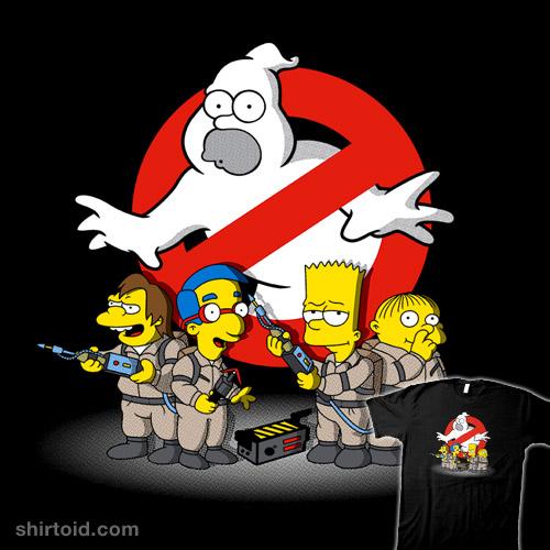 Ghostbusters Shirt Women