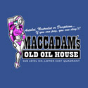 Maccadam's Old Oil House