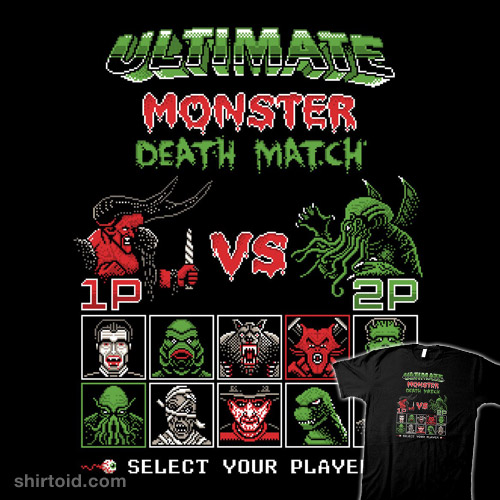 Monster Death Match