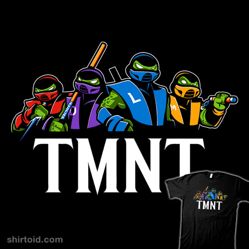 Mortal Turtles