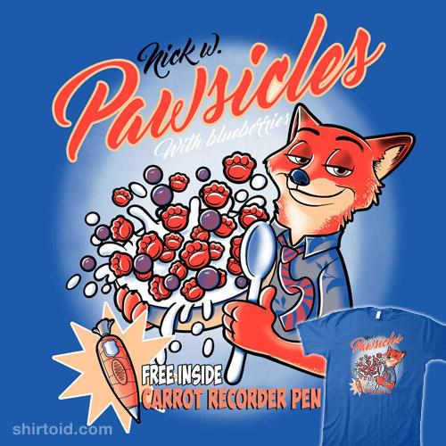 Pawsicles