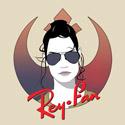 Rey Fan Aviators