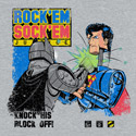 Rock'em Sock'em Super Friends