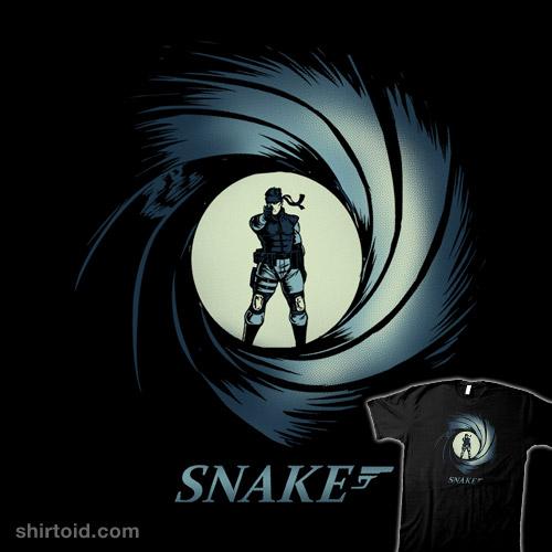 Snake, Solid Snake