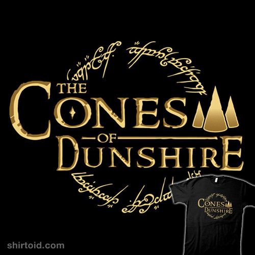 The Cones Of Dunshire