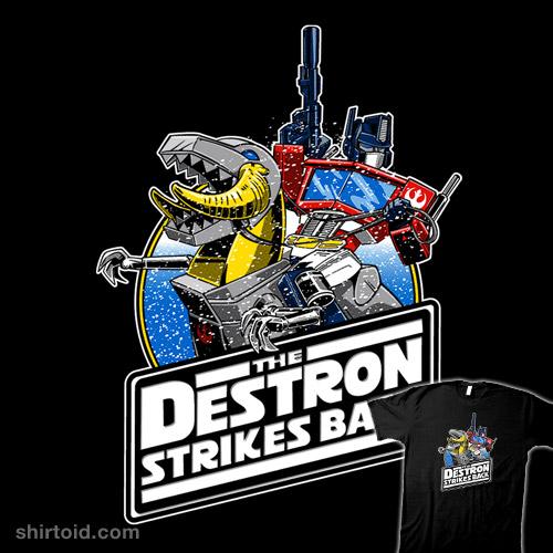 The Destron Strikes Back