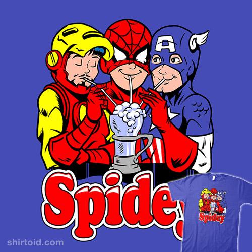 Spidey & Friends