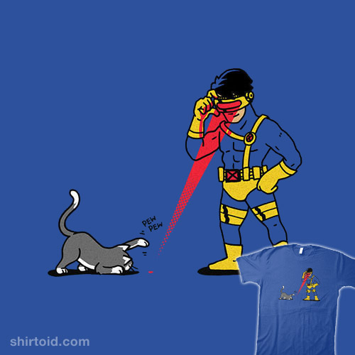 Cats & Lasers