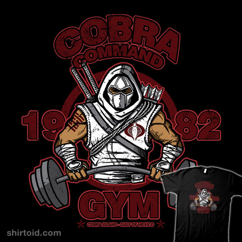 Cobra Command Gym