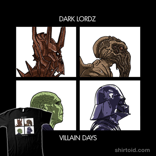 Dark Lordz – Villain Days