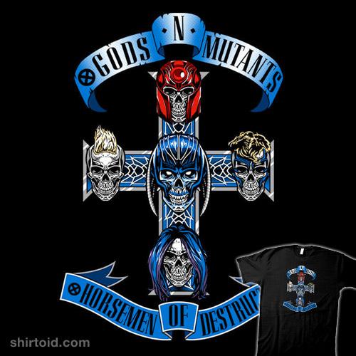 Gods N Mutants