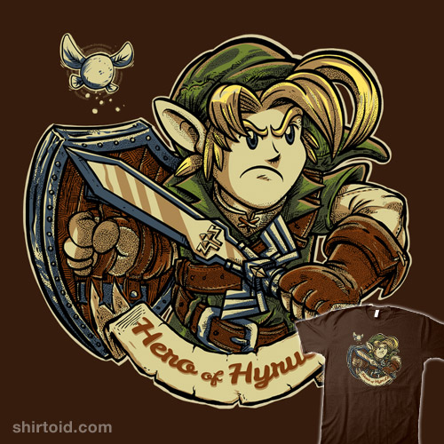 Hero of Hyrule