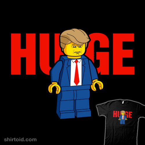 Huge Minifigure