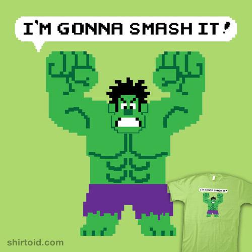 I'm Gonna Smash It
