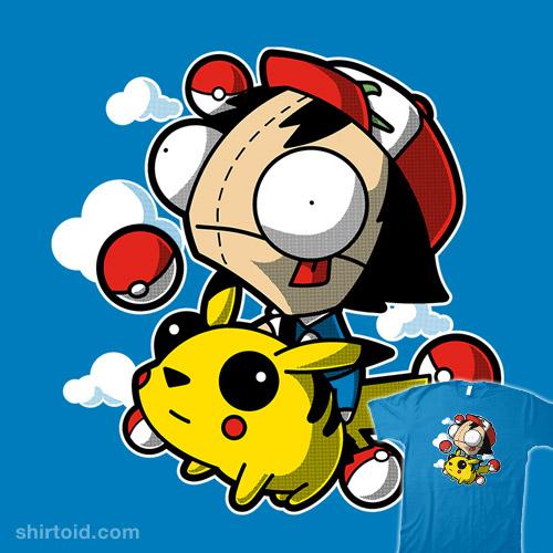 Invader Pokémon