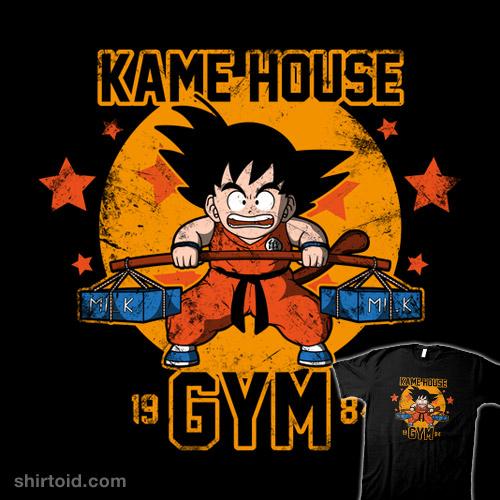 Kame House Gym