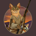 Meow The Force Be With You