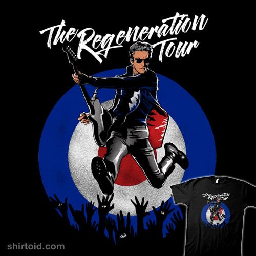 Regeneration Tour 12th
